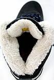 Черевики чоловічі Badoxx 44 Black, фото 10