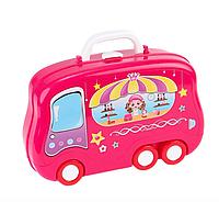 """Детский игровой набор в чемодане You Jaxin """"Счастливый парикмахер"""" Happy Dresser (2_009724)"""