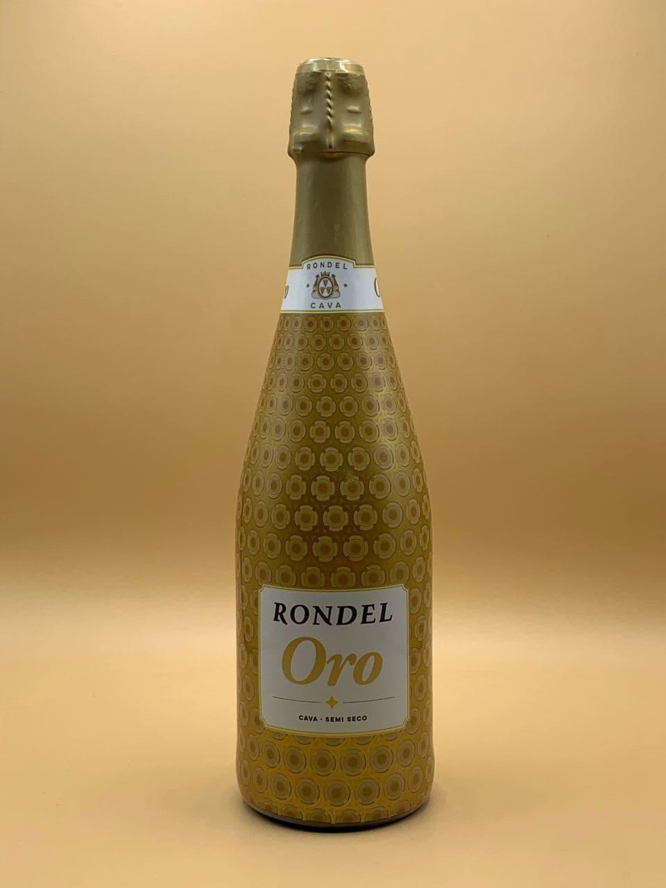 Игристое вино Rondel Oro Cava 0.75L Рондел Оро Кава 0.75л