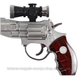 Шокер «пистолет + фонарик»