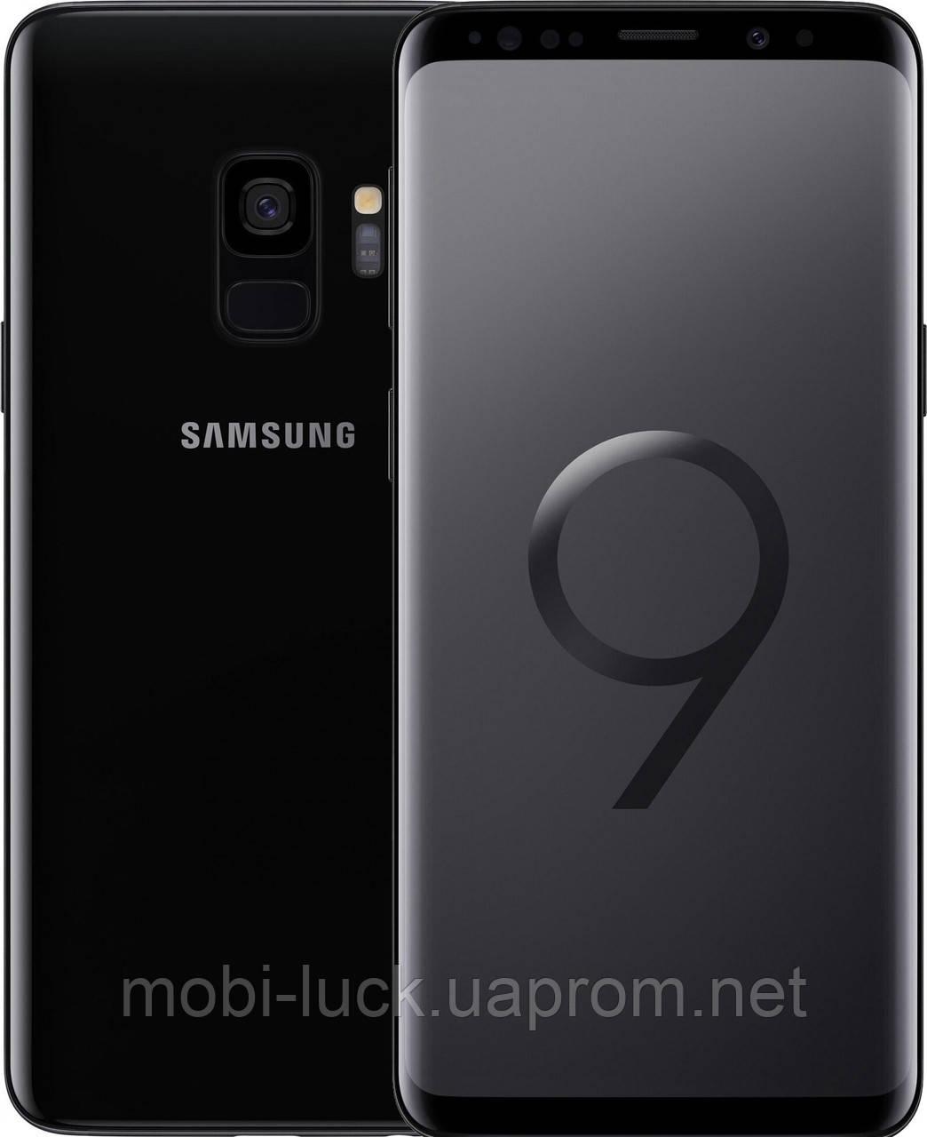 Смартфон Samsung Galaxy S9 2 SIM G960FD Back 64GB G960FD Seller Refurbished