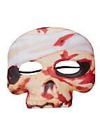 """Карнавальная маска для Хэллоуина """"Череп"""" Penny 18х16см Разноцветный"""