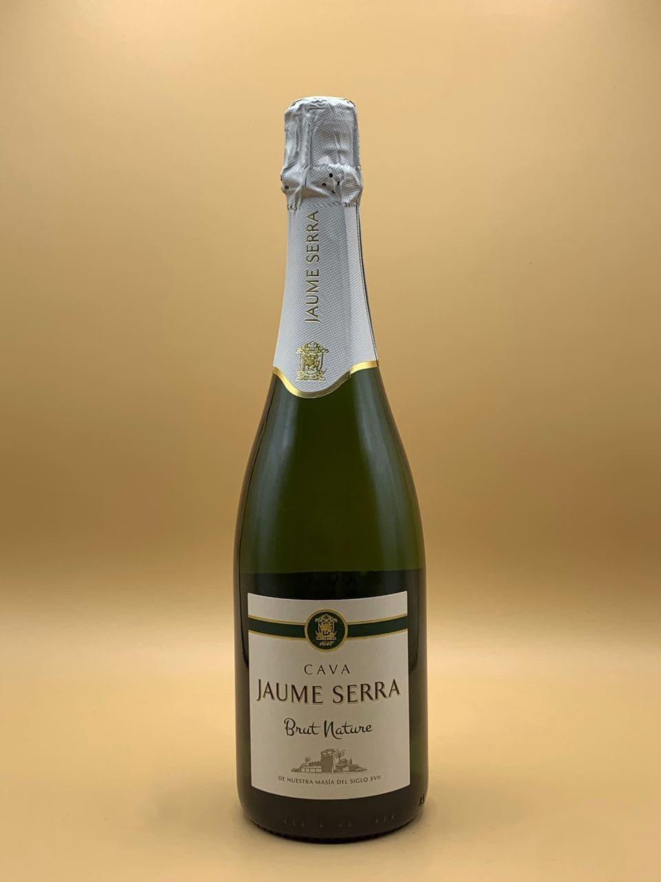 Игристое вино Jaume Serra Cava Brut 0.75L Жауме Серра Кава Брют 0.75л