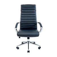 Кресло офисное Richman Малибу черное