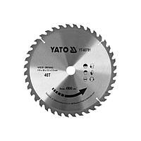Диск пильный по дереву Yato YT-60791 315*30*3,2*2,2 мм