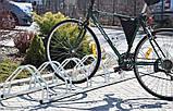 Велопарковка на 20 велосипедів Echo-20 Польща, фото 2