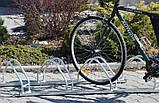 Велопарковка на 20 велосипедів Echo-20 Польща, фото 4