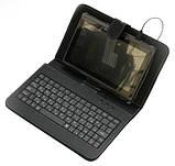 Чехол с русской клавиатурой для планшета UKC 7 mirco (0429), фото 2