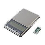 Карманные ювелирные электронные весы MIHEE 0.01-600 гр MH-999 (11805), фото 3