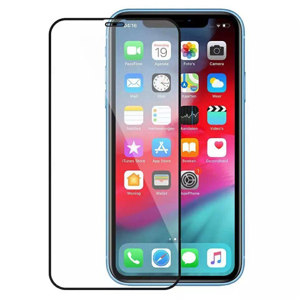 Защитное стекло для Apple Iphone 11 Glasscove 9H 0.33 мм 2.5D (0001)
