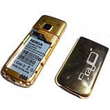 (УЦЕНКА) Мобильный телефон Yestel 6700 Gold (101315) (не работает), фото 2