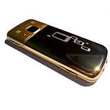(УЦЕНКА) Мобильный телефон Yestel 6700 Gold (101315) (не работает), фото 3