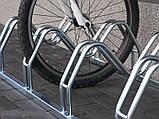 Велопарковка на 6 велосипедів Smile-6 Польща, фото 3