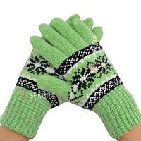 Жіночі рукавички, подовжені 19