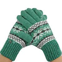 Жіночі рукавички, подовжені 18