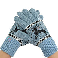 Жіночі рукавички, подовжені 21