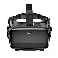 3D очки виртуальной реальности с наушниками Hoco DGA04 VR Black