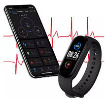 Фитнес-браслет Smart Bracelet M5 (black) - Защита IP67