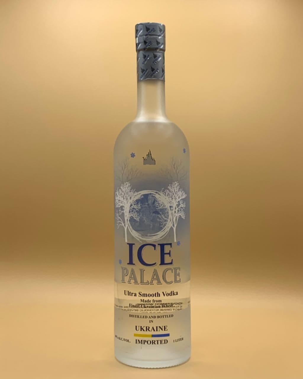 Водка Ice Palace 1L Ледовый Дворец 1л