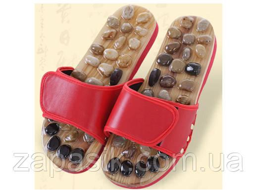 Массажные Тапочки Jade Health Massage Shoes Морской Берег