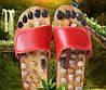 Массажные Тапочки Jade Health Massage Shoes Морской Берег, фото 4