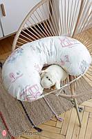 Подушка для кормления девочка молочный nur.1.1.11 one size Юла мама