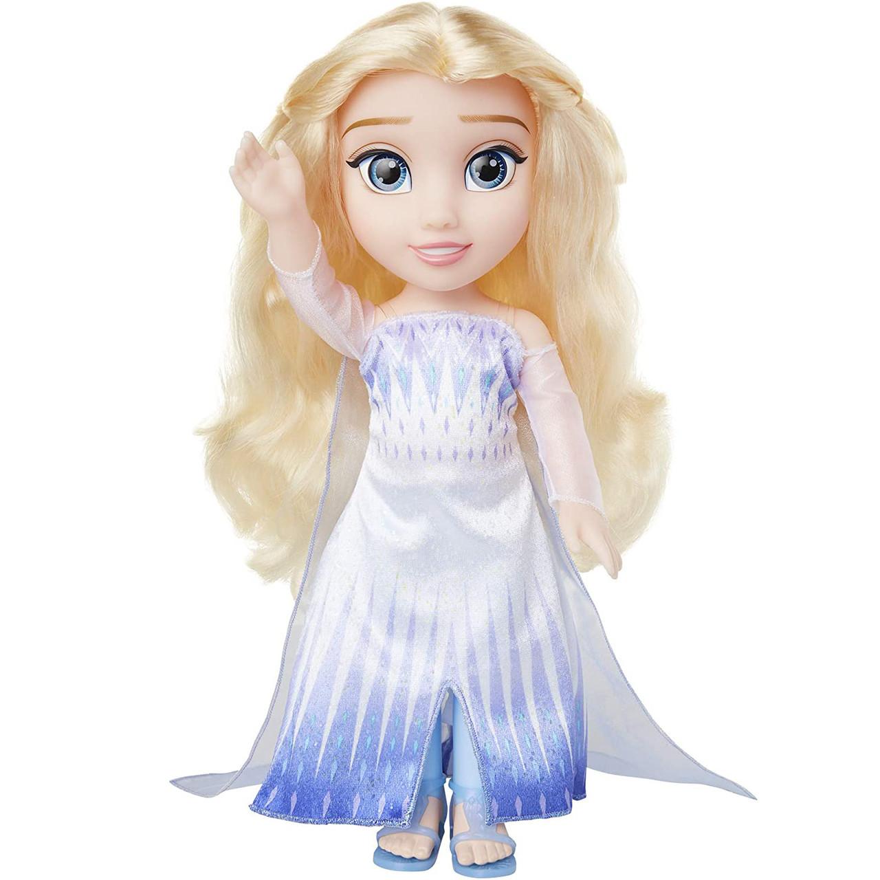 Кукла Эльза снежная королева Disney Frozen 2 Elsa B07KV