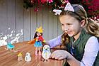 Кукла Энчантималс Белка на санках со снеговиком Enchantimals, фото 4