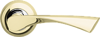 Дверная ручка  Armadillo Corona LD23 золото/хром