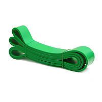 Резиновая петля для тренировок Dobetters DBT - ZL001 Green 100-120 LB спортивная резина