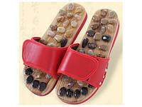 Массажные Тапочки Jade Health Massage Shoes Морской Берег, фото 1