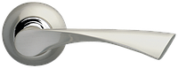 Дверная ручка  Armadillo Corona LD23 матовый никель/хром