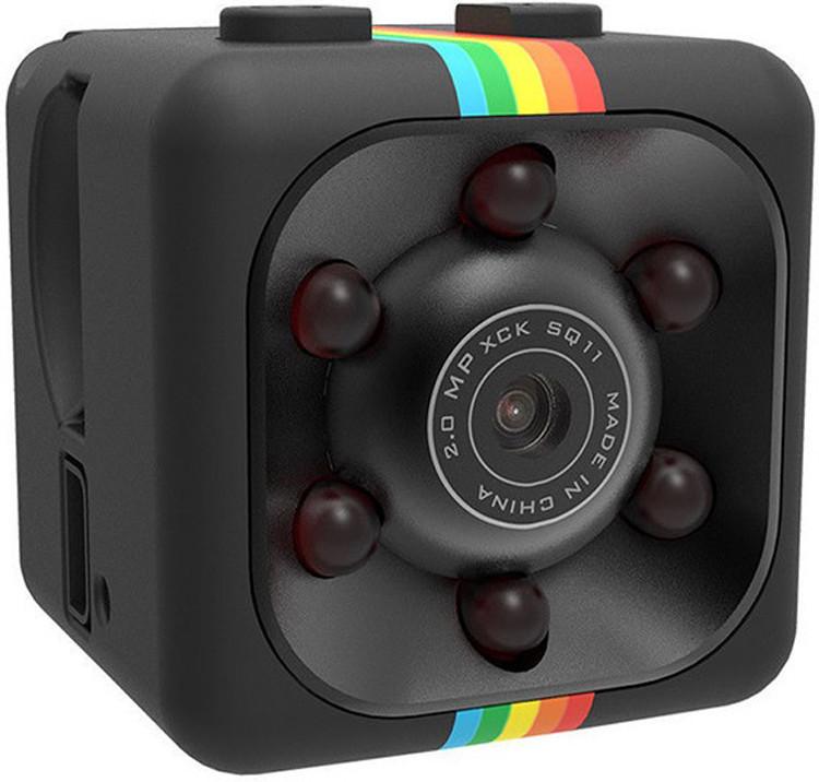 Мини камера SQ11 Mini Full HD Black