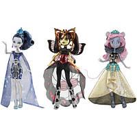 "Кукла ""Светские монстро-девы"" из м/ф ""Буу-Йорк, Буу-Йорк!"" в ас.(3) Monster High"