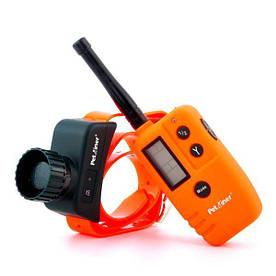 Электронный ошейник Petainer PET910-1 для собак с бипером Оранжевый (100011)