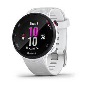 Спортивные часы GARMIN Forerunner 45s White (010-02156-00/10)