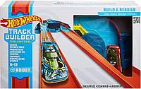 Набор Хот Вилс Элементы для Построения Трека Оригинал Hot Wheels Track Builder Pack Curve (GLC93), фото 1