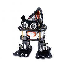 Навчальний набір робототехніки SunFounder DIY 4-DOF Robot Kit танцюючий робот на Arduino (SUN3965)