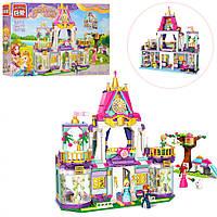 Конструктор типа Лего Замок 680 дет. Qman 2611/Конструктор Лего для девочек