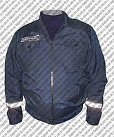"""Костюм форменный синий """"Охрана"""". Костюм для охранника пошив. Производство форменной одежды"""