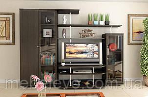Гостиная  Рио 3 1706х2300х550мм    Мебель-Сервис, фото 2