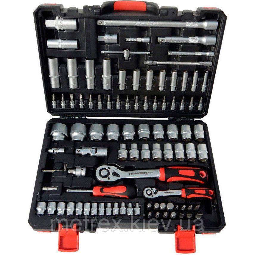 Профессиональный набор инструментов 82 шт. HAISSER