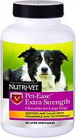 Nutri-Vet Pet-Easy Extra Strength для собак (антистресс)