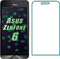 Защитное стекло для Asus Zenfone 6 (Прозрачное 2.5 D 9H)