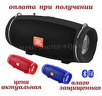 Беспроводная мобильная портативная влагозащищенная Bluetooth колонка радио акустика JBL CHARGE MINI 4+ FM