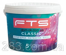 Интерьерная краска FTS/ФТС Classic Ведро 10 л