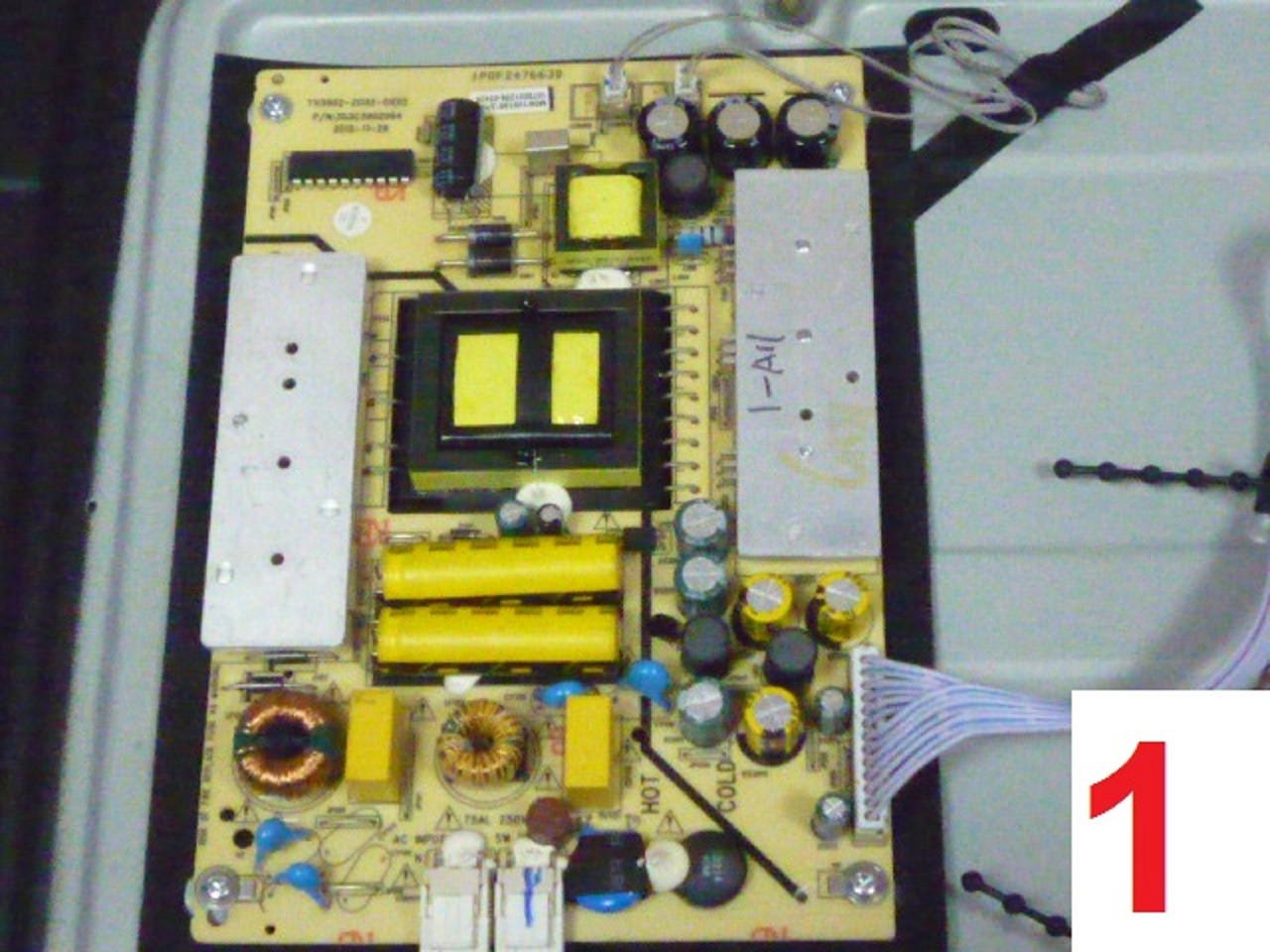 Блоки живлення для LED, LCD (РК) телевізорів Bravis, Supra, Meredian і інших китайських брендів.