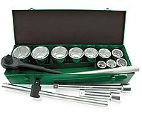 1 дюйм 6 граней, 36-80 мм. Набор инструментов для грузовых авто, грузовиков, Toptul GCAD1402