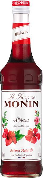 Сироп для кави MONIN Гібіскус 0,7 л
