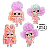 Кукла ЛОЛ в шаре с париками LOL Surprise Hairvibes ЛОЛ Хейервайбс, фото 4
